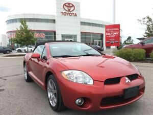 2008 Mitsubishi Eclipse GT-P - V6, Sporty Manual, Leather - Wow!