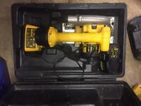 Dewalt cordless handyman kit