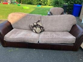 3 seater 2 seater and arm chair