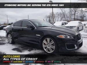 2013 Jaguar XFR XF-R / SUPER CHARGED