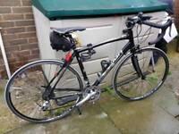 Raleigh revenio road bike