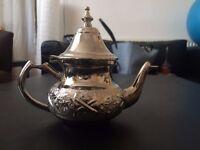Moroccan Silver Teapot