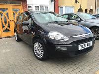 Fiat Punto EVO 2012 1.4 Automatic, Bluetooth, HPI Clear