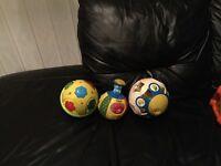 Kids vetch toys