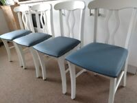Kitchen Table and Four Chairs - Good Quality
