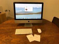 "Apple iMac 21.5"" Late 2012 2.7GHz Intel Core i5 16GB RAM 1TB"