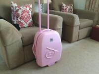 Small cabin size suitcase
