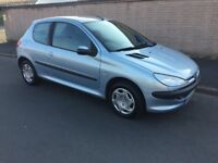 Peugeot 206 1.1 – VERY LONG MOT