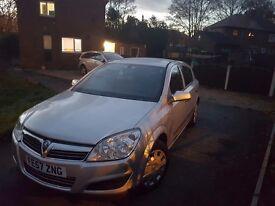 Vauxhall Astra 5 door 1.4l