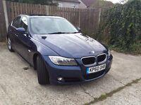BMW 3 Series 320d Efficient Dynamics 4dr saloon Blue