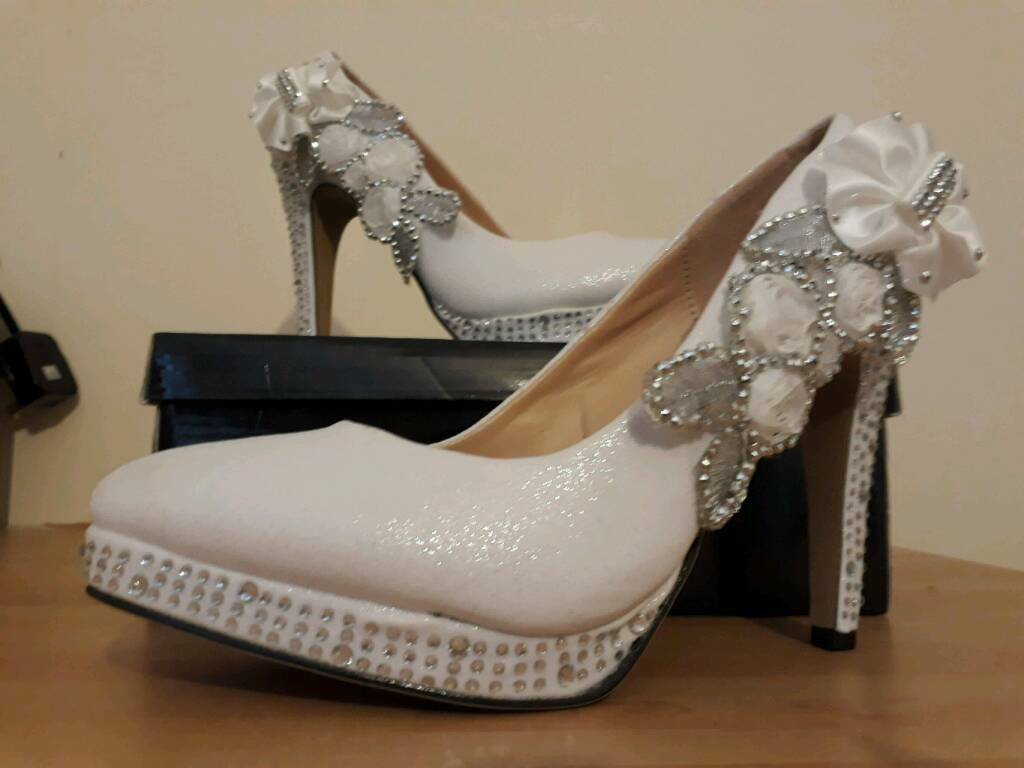 Wedding Shoes size 5