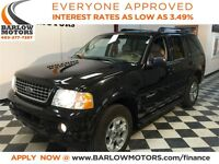 2005 Ford Explorer Limited 7 Seater V8 fully loaded top of the l