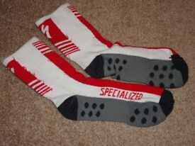 Specialized Men's Winter Cycling Socks - Size Large - Good Condition