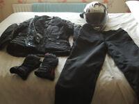 Motorbike starter kit to suit the ladies