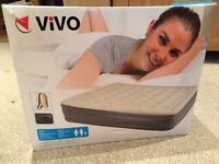 Electric air bed brand new never used.
