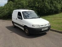 CITROEN BERLINGO DIESEL VAN 12 MOT LAST OWNED 15 YRS £595 NO OFFERS
