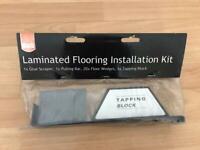 B&Q Laminated Flooring Installation Kit