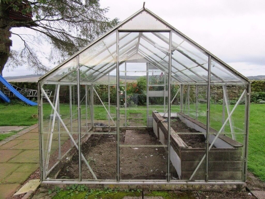 10 x 8ft Greenhouse