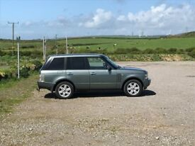 Stunning Range Rover Vogue For Sale