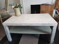 Coffe table and tv cabinet for sale
