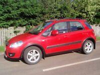 2009 Suzuki SX4 GLX. 46k miles, £2200 ono