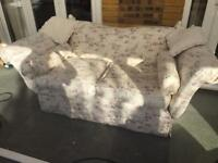 3 seater sofa and single seater