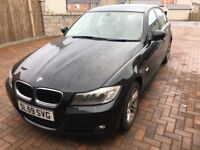BMW 318i Manual Black Low Mileage(64000) 12month MOT and Tax