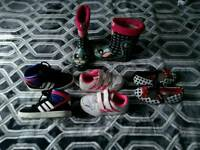 Girls shoes /adidas trainers size 10UK (28eur)