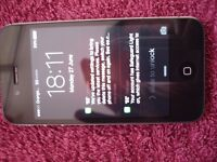 iphone 5 16GB, Black & Slate colour, FACTORY UNLOCKED, PHONE CHARGER & DATA/CHARGER LEAD