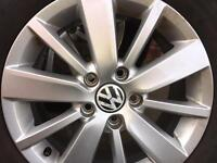 VW Tyres