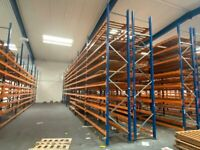HI-LO RACKPLAN PREMIER COMMERCIAL WAREHOUSE PALLET RACKING SYSTEM (Brentwood Branch)