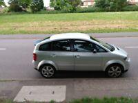 Audi, A2, Hatchback, 2005, Manual, 1422 (cc), 5 doors