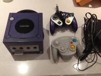 GameCube with 11 games inc Super Smash Bros Melee, Zelda, Pikmin etx