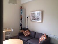 Summer let, self contained 1bed flat with separate living room with double sofa bed so can sleep 4