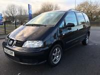 Seat Alhambra 2.0 S 5dr (7 seat) Service History + 12 Months MOT + Swap P.x Welcome