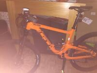 Gt verb elite 2017 medium frame like new want to swap for top end phone no silly offers it's a