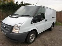 Ford Transit T 280 swb van with 125ps engine and side loading door