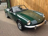Early Triumph Spitfire MK3. Professionally Restored Costing £13,000.00. Tax Exempt. Ready to drive.
