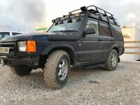 Discovery 2 td5 12month mot