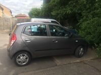 Very good condition low mileage Hyundai I10