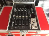 Demon x1700 mixer in swan flight case