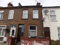 Spacious 2 Bed House, Close to Town Centre, Train Station, Denbigh High School, Available Now-No DSS