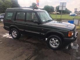 Land Rover td5 veryclean