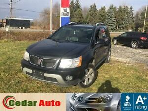 2008 Pontiac Torrent Leather Moonroof
