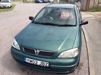 Vauxhall Astra 1.6 8v Automatic
