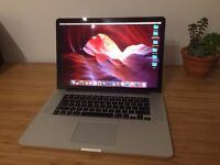 MacBook Pro mid-2015 (15 inch, Retina, i7 2.2GHz, 512GB)