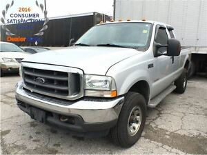 2004 Ford F-350 XLT**4X4**DIESEL**RUNNING BOARDS**POWER WINDOWS*