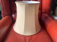 Original retro lampshade, excellent condition £5