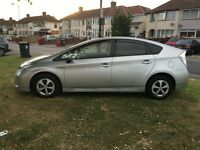 2014 Toyota Prius Hybrid Automatic MOT 2018 SAT NAV Bluetooth Aux in 2Keys 30K Mileage P/X Welcome