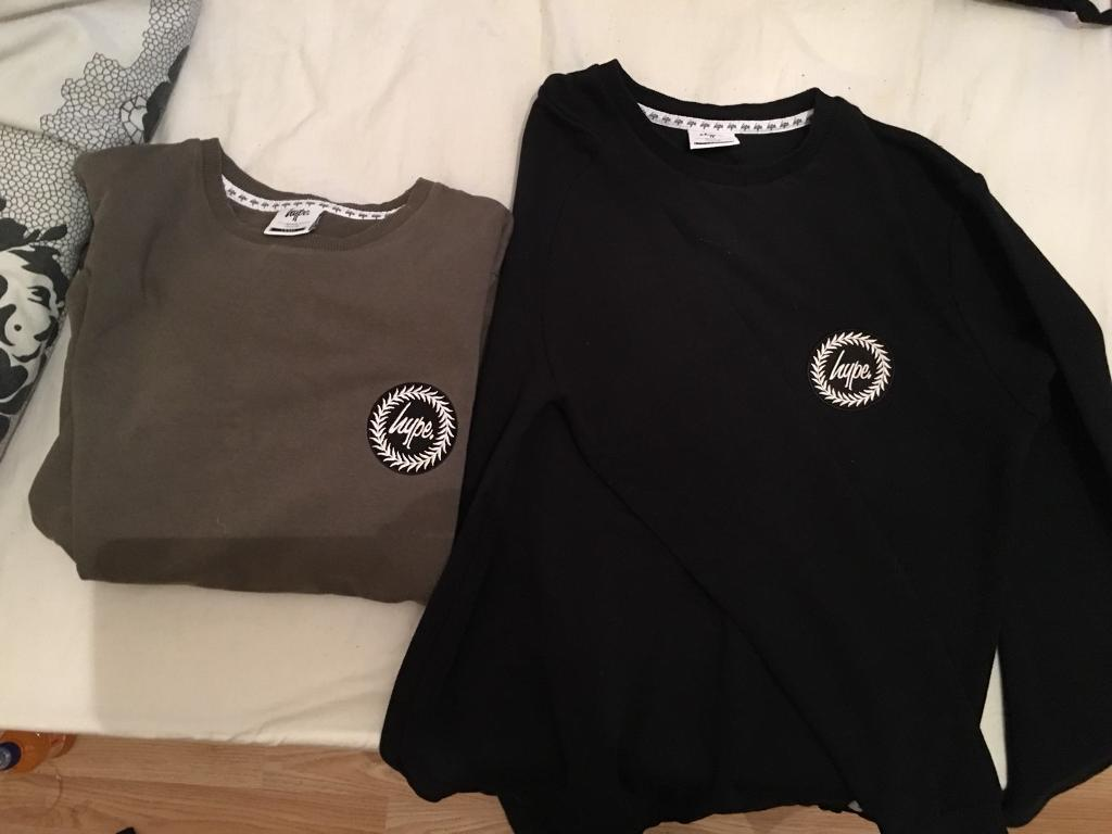 2 hype jumpers